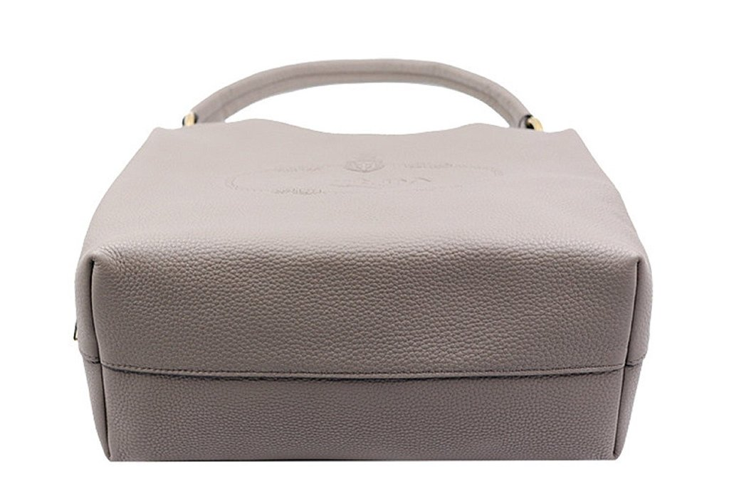 3a10c70e2c55 queenbeeofbeverlyhills-prada-women-s-vitello-daino-grey-leather-